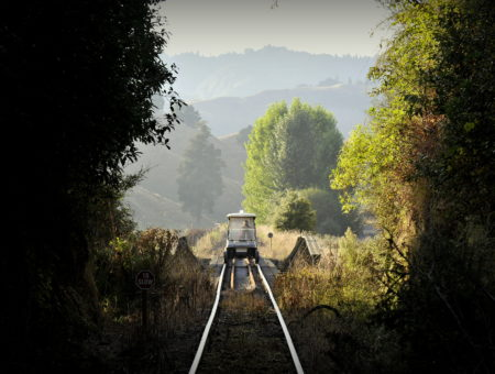 Rail, Sky and River Journey